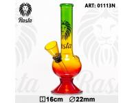 Rasta Bouncer Logo Bong | Прочие | SpbBong.com