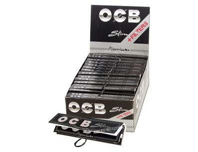 OCB King Size with Tips | Бумажки | SpbBong.com